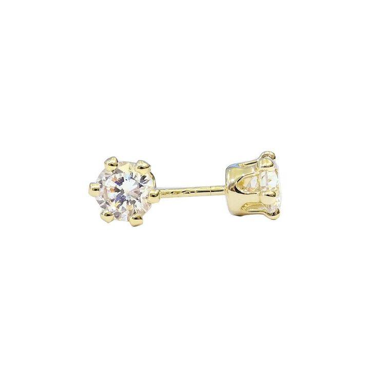 Pipol´s Bazaar Guida Örhänge - Guld