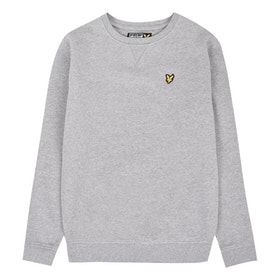 Lyle & Scott Crew Neck Sweatshirt - Gråmelange