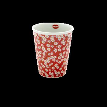Söt mugg i porslin från Rice med småblommigt tryck. Rymmer 2 dl och tål maskindisk. Storlek: 9 x 8 cm  Färg: Small Flower Print