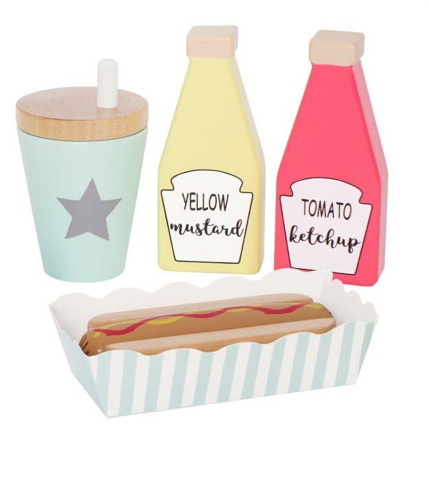 Sugen på en korv i bröd? Senap och ketchup? Vill du ha hela mealet med dricka till? Äter du här eller tar du med? det är många fråga som ska besvaras när man köper en korv i bröd.   Ett komplett Hot d