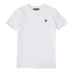 Lyle & Scott Classic T-shirt Vit