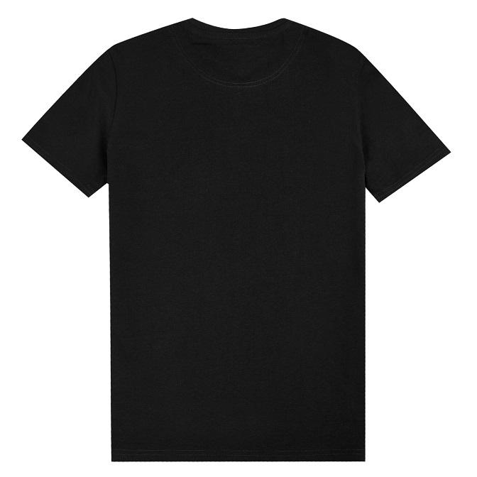 Snygg stilren T-shirt från Lyle & Scott med rund hals och broderad logga på bröstet. Material: 100% Bomull  Färg: Svart