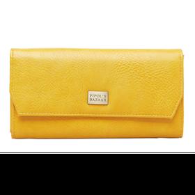 Pipol´s Bazaar Stile Senapsgul Plånbok