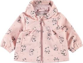 Name it Baby Jacka Med Pandatryck Rosa