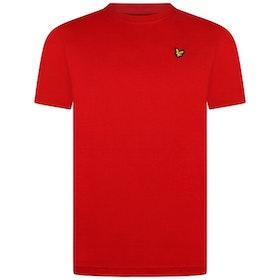 Lyle & Scott Classic T-shirt Röd
