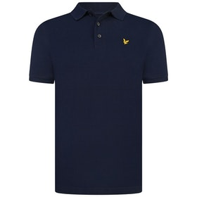 Lyle & Scott Classic Polo Shirt Navy