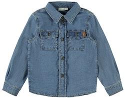 Name it Mini Jeansskjorta