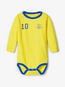 Name it Baby Sverige Body i Ekologisk Bomull