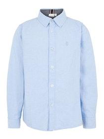 Name it Kids Oxfordskjorta Blå