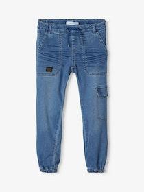 Name it Mini Mjuka och Stretchiga Jeans