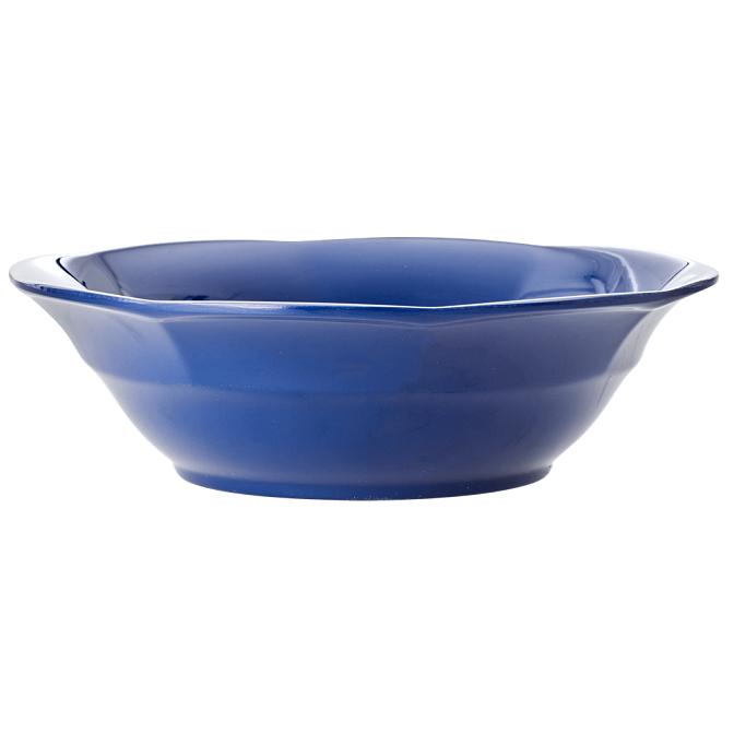 Fin skål eller djup tallrik i melamin från Rice perfekta till picknick & kalas. Tallriken är fin att kombinera med muggar och andra tallrikar från Rice. Passar både till vardag & fest, inomhus, utomhu