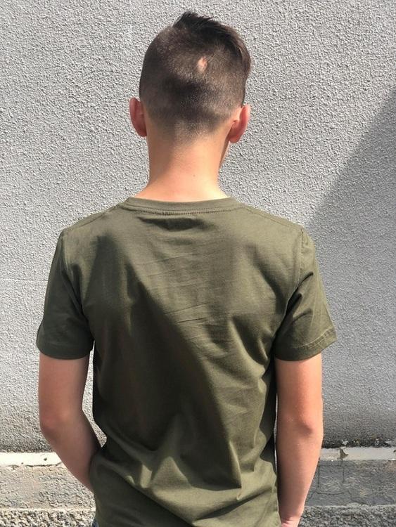 Levi´s klassiska T-shirt med rund halsringning och Levi´s loggan över bröstet. Material: 100% Bomull   Färg: Grön