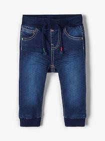 Name it Baby Jeans i Ekologisk Bomull Mörkblå Denim