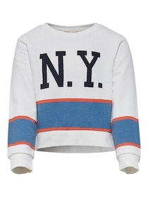 KIDS ONLY Sweater Med Tryck