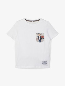 Name it Kids Cool T-shirt i Ekologisk Bomull