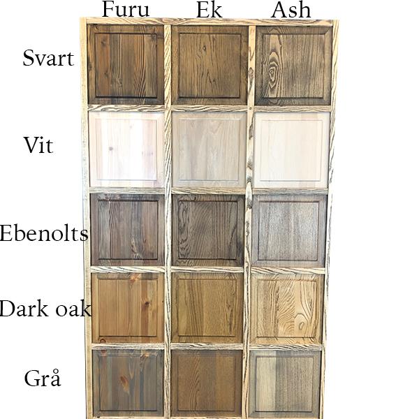 Matbord med pulverlackerat underrede i stål