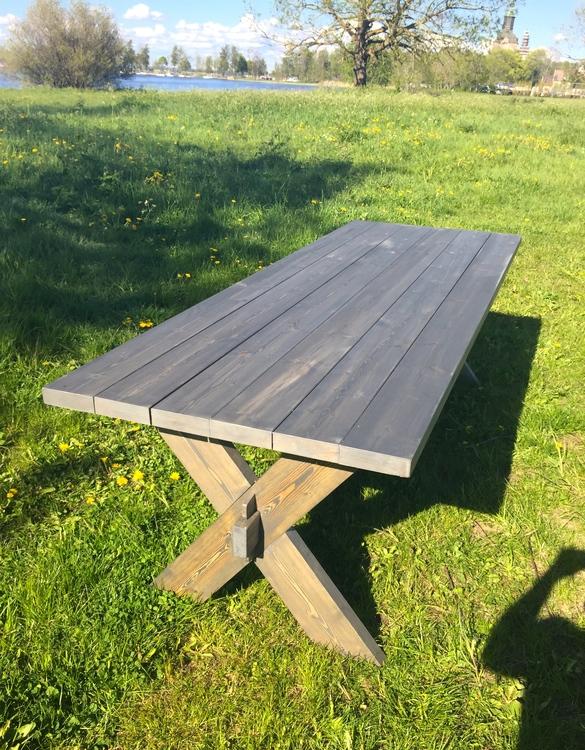 Plankbord i furu