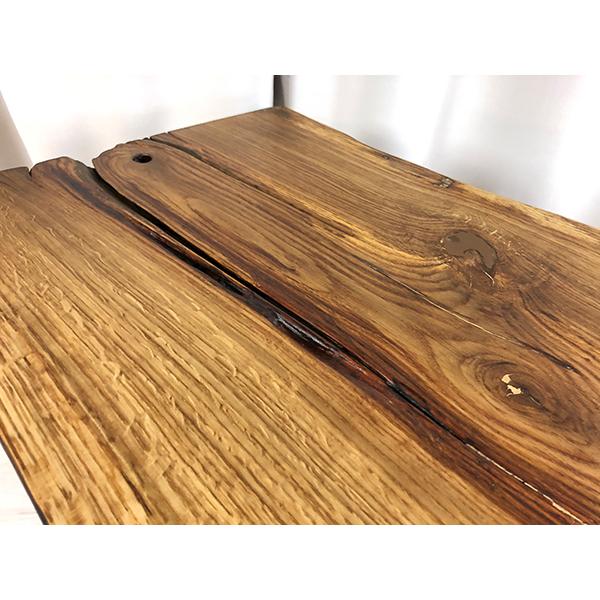 Soffbord tillverkat i ek från visingsö