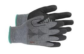 Vibrationsdämpande handske 15-1 Transient Vibration