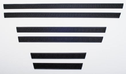 Kardborreband Velcro Strips för Nline/Proffer 2st/frp