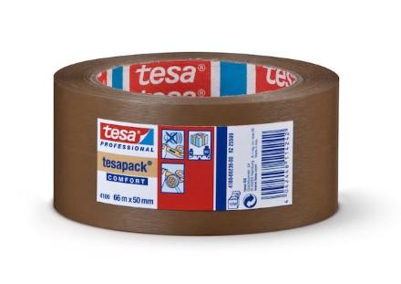 Packtejp Tesa 4100 PVC 50mmx66m