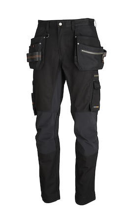 Midjebyxa Worker Stretch Pant