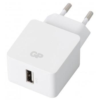 VÄGGADAPTER USB-PORT 2,4A