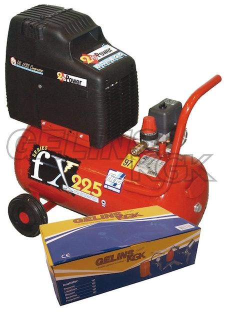KOMPRESSOR FX225 MED KIT