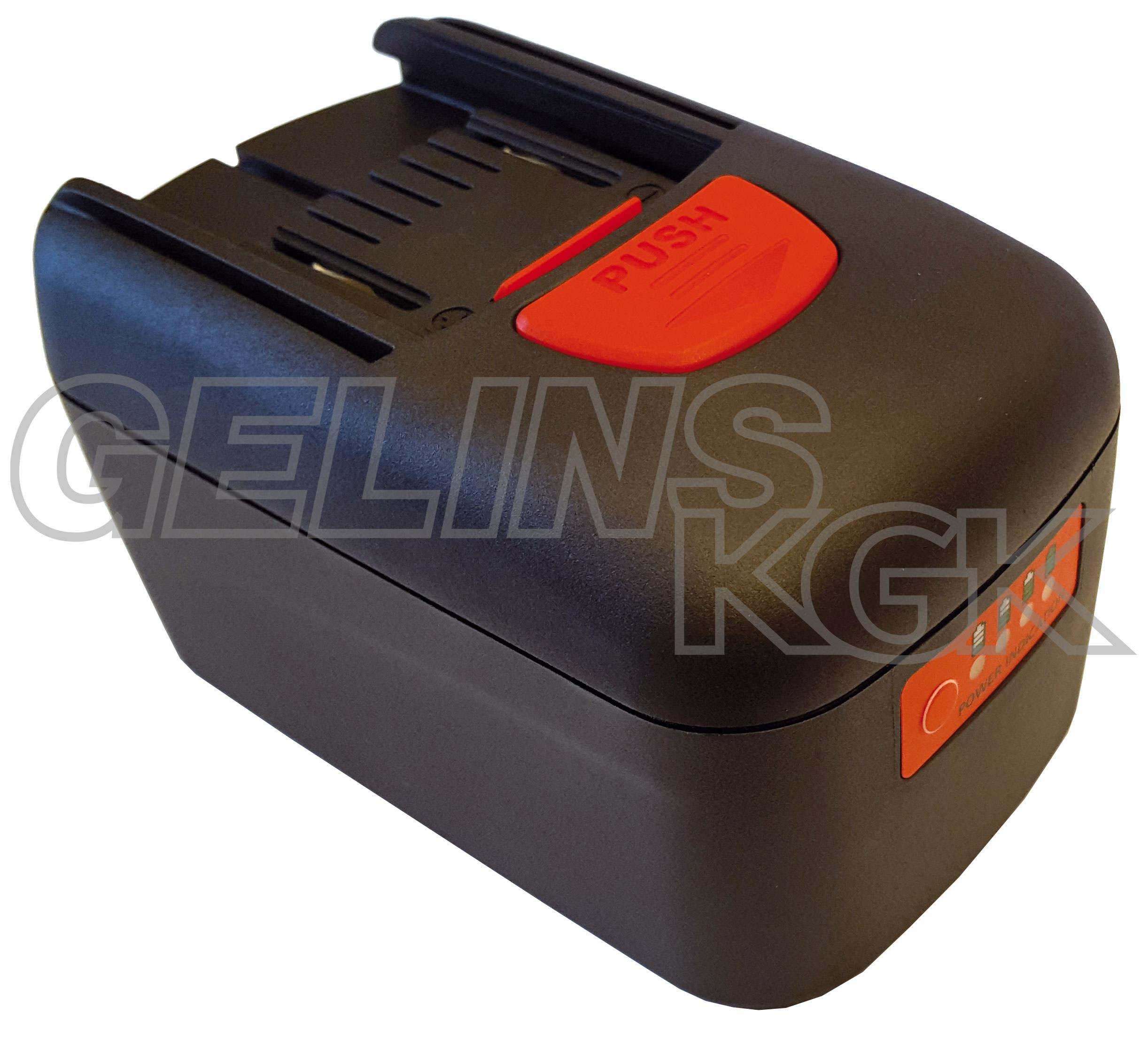 BATTERI 18V 3.0AH Li-Ion