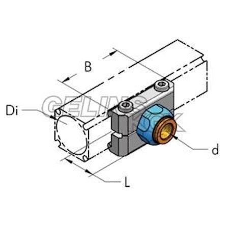 AP45 INSTICKSKOPPLING D10