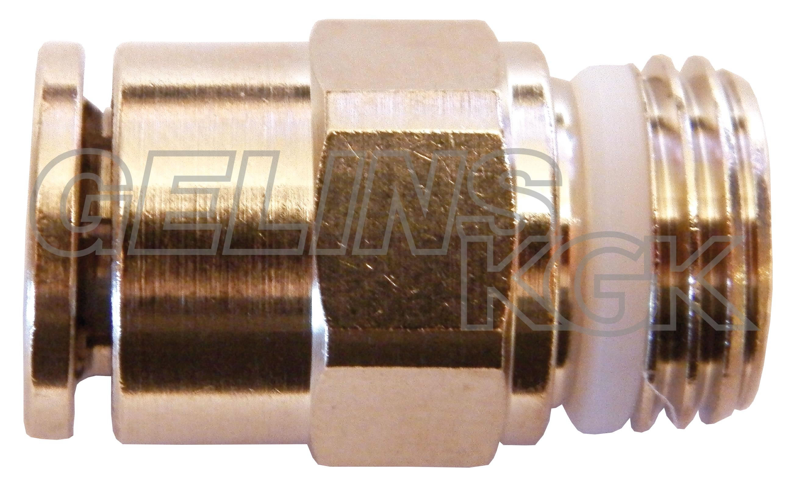 "PA KOPPLING 6MM UTV R3/8"" RAK"