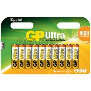 BATTERI GP AA/10-PACK BLISTER