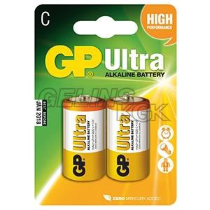 BATTERI GP C/2-PACK BLISTER