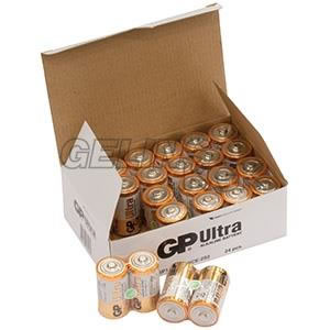 BATTERI GP C/24-PACK BULK