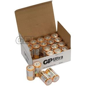 BATTERI GP D/20-PACK BULK