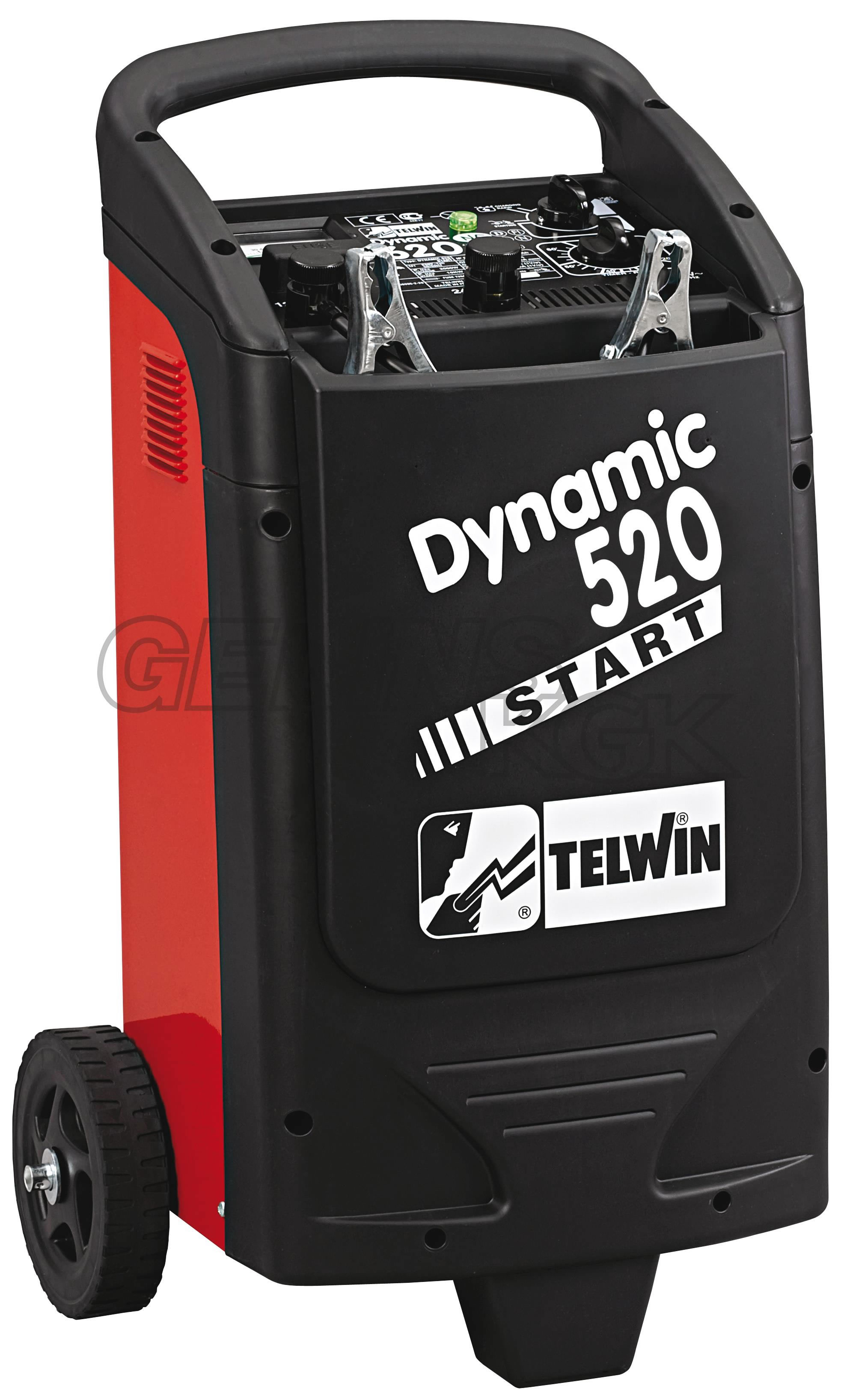 BATTERILADDARE DYNAMIC520