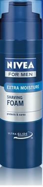 Rakskum Nivea Shaving Foam