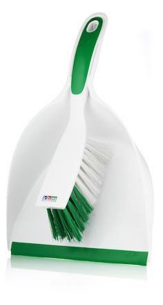 Sopset Kort Skaft Plast Easy Clean Mini Sweep