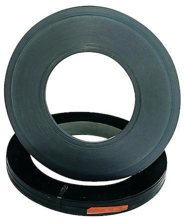 Stålband 24kg/ring Enkelspolad lackad