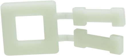 Spännen Plast SP-16  1000st/krt