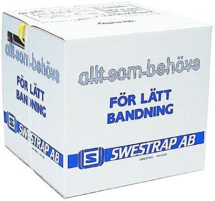 Packband 500spänne+DK2 Allt-som-behövs PP m.