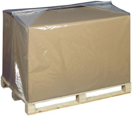 Pallhuv LDPE 0,05mm 110st/rle