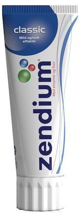 Tandkräm Zendium Classic Minitub