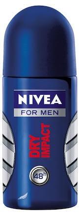 Deodorant Nivea for men Parfym-/alkoholfri Dry Impact