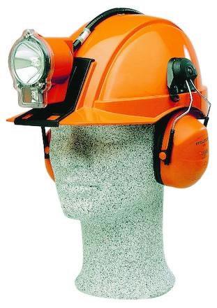 Lamp/sladdhållare Peltor GLF f G2000