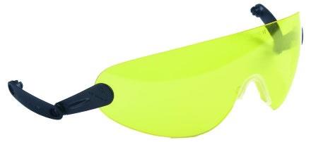 Skyddsglasögon Peltor V6C för hjälm
