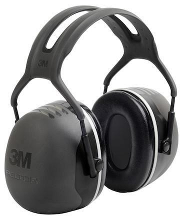 Hörselkåpa hjässbygel Peltor X5