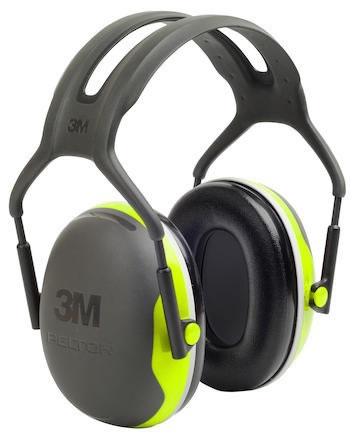 Hörselkåpa hjässbygel Peltor X4
