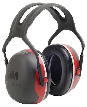 Hörselkåpa hjässbygel Peltor X3