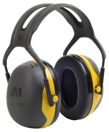 Hörselkåpa hjässbygel Peltor X2
